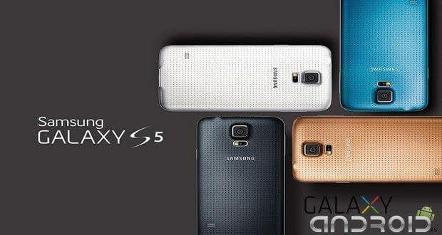 Portada del Samsung Galaxy S5