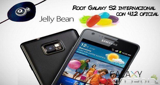 Rootear un Galaxy S2 I9100 con Android 4.1.2 Oficial
