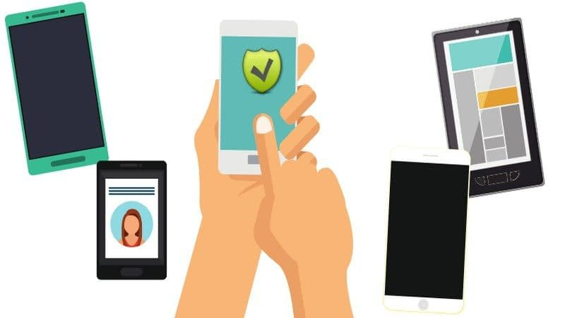 Portada de apps que sustituyen a un antivirus