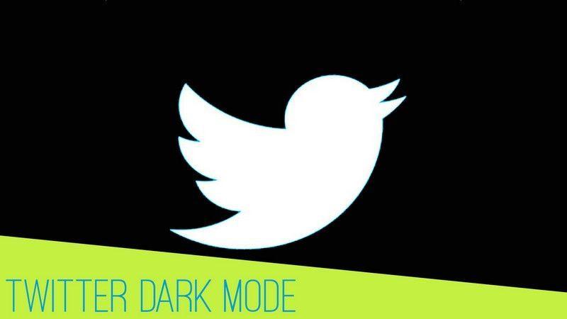 Portada Twitter modo oscuro
