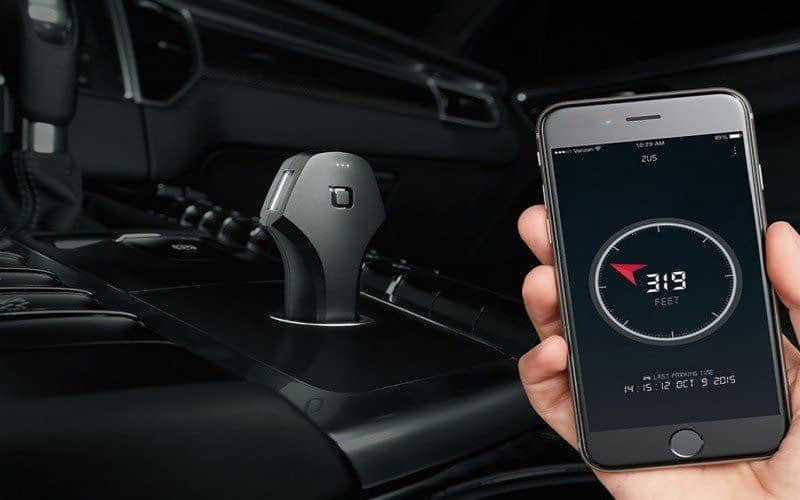 Cargar correctamente smartphone en coche