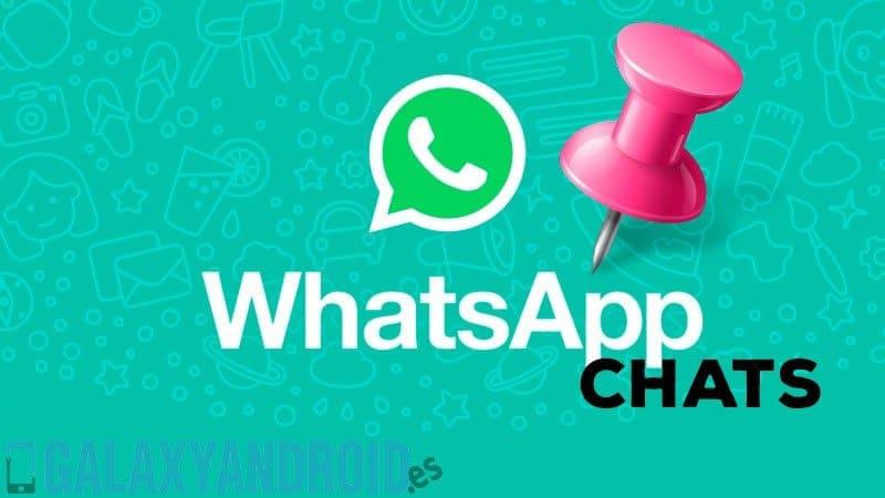 Como marcar chats como favoritos en whatsapp
