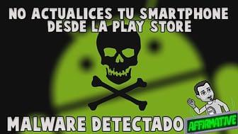 Portada de Noticia Malware detectado en Play Store 2017