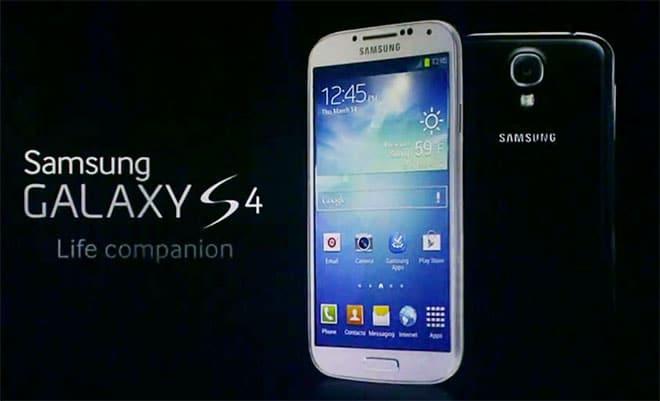 Portada de Actualización Galaxy S4 OTA
