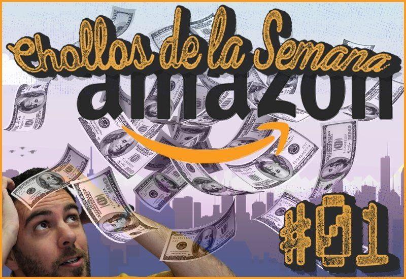 Portada ofertas Amazon, Chollos, Descuentos