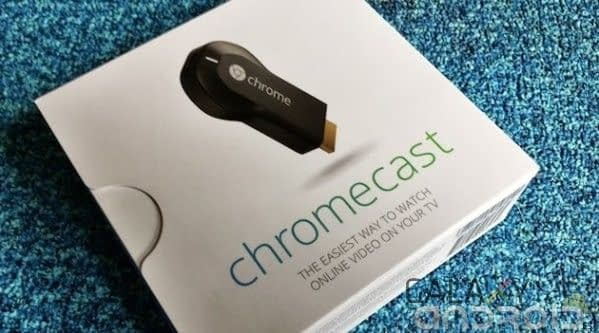 Portada de chromecast en España a través de Amazon