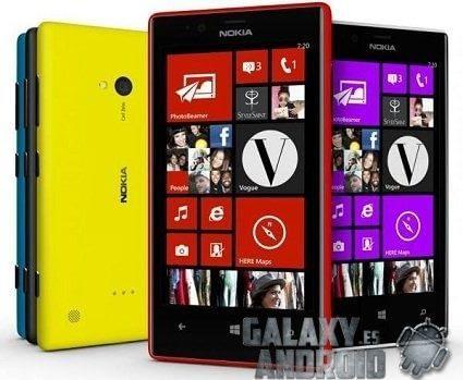 Portada de Nokia Lumia 720