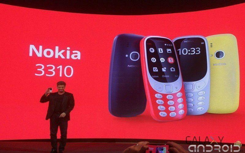 portada nuevo Nokia 3310