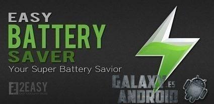 Portada de easy battery saver