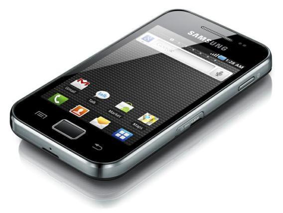 Portada Samsung Galaxy ACE Root y CWM