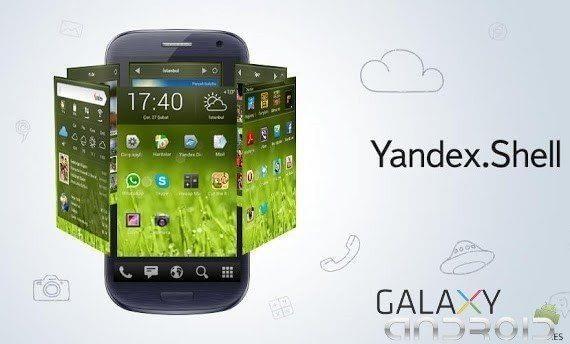 Portada de analísis Yandex Shell launcher
