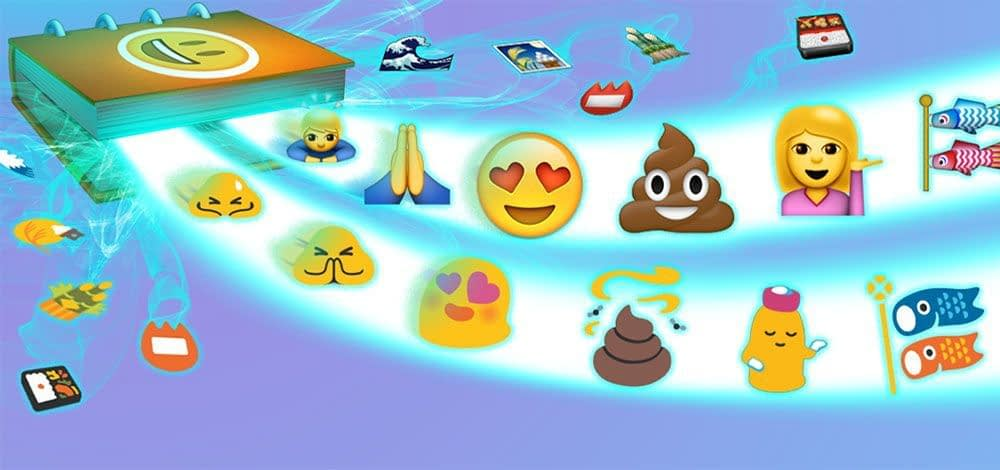 unicode emoji 2019